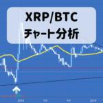 2019年10月リップル XRP/BTC建てチャート分析!ビットコイン建てのメリット・デメリット!円建てとの違いや考え方!
